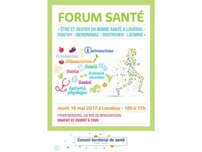 Forum Sante Loudeac