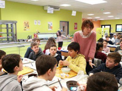 Atelier Petit Déjeuner pour les élèves de 6ème